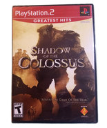 Shadow of the Colossus New Sealed Playstation 2 Game * Sony - $29.88