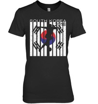 South Korea Football Jersey 2018 South Korea Soccer T Shirt - $19.99+