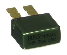 Bussmann UCB-30 UCB Series Automotive Circuit Breaker (Plug In Mounting,... - $9.28