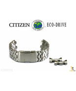 Citizen Eco-Drive BL5400-52A Stainless Steel Watch Band BL5400-52E BL540... - $239.95
