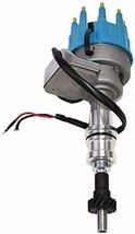 Ford R2R Distributor 351C 351M 400 370 429 460 8mm Spark Plug Kit image 3