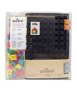 WAFF, Soft Silicone Cube Tiles and Notebook / Journal Combo, Large, 8.25... - $35.12