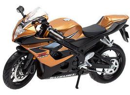 Suzuki GSX-R1000 Diecast Model Motorcycle 31106 - $21.14