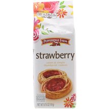 Pepperidge Farm Verona Strawberry Cookies 191g.(Pack of 3) - $73.00