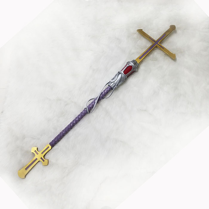 Primary image for Rider Saint Martha F/GO Stage 3 Cross Staff Cosplay Prop for Sale