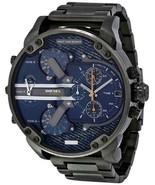 Diesel Men's DZ7331 Mr Daddy 2.0 Gunmetal-Tone Stainless Steel Watch - £122.82 GBP