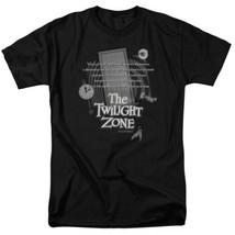 Original Twilight Zone TV Series Opening Monologue T-Shirt NEW UNWORN - $19.99