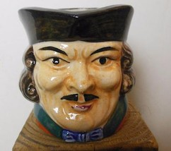"Victorian Man Toby Pitcher Creamer Made in Japan Hand Painted 3"" - $15.00"