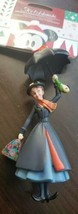 New Disney store MARY POPPINS Sketchbook Christmas Holiday Ornament umbrella - $49.49