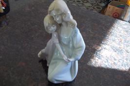 Paul Sebastien 1990 Mother & child Figurine - $46.46