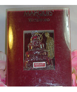New Waterford Marquis 2009 Our First Christmas Together Ornament Lead Cr... - $18.99