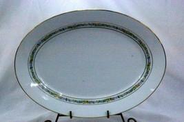 "Noritake 1978 #6717 Macon 14"" Oval Platter - $11.77"