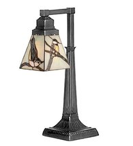 "Meyda Tiffany 105539 Early Morning Visitors Desk Lamp, 19.5"" Height - $214.20"