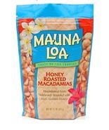 Mauna Loa, Honey Roasted Macadamias, 10oz. bag - $18.95