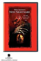 Wes Craven's New Nightmare DVD