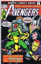 Avengers #135 ORIGINAL Vintage 1975 Marvel Comics Origin of Vision - $29.69