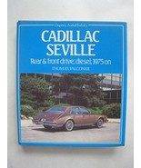 Cadillac Seville: Rear and Front Drive, Diesel, 1975 on Falconer, Thomas - $7.87