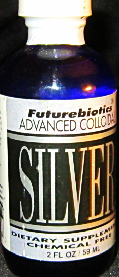 ADVANCED COLLOIDAL SILVER (2K FLUID OUNCES LIQUID) MSRP $16.99  image 5