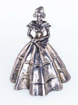 Vintage Danecraft Argent Sterling Sud Belle Broche Joli Condition - $62.89