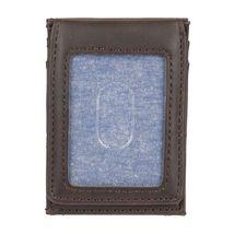 New Men's Levi's Rfid Blocking Wide Magnetic Front Pocket Wallet image 5