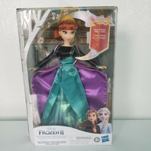 """Disney Frozen Musical Adventure Anna Singing Doll, Sings """"Some Things Never - $21.95"""