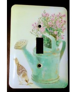 Country Chic enameled Rocker Switch Plate #1 - $14.99