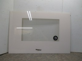 WHIRLPOOL RANGE GLASS DOOR (NEW W/OUT BOX/SCRATCHES) PART# W10409947 - $95.00
