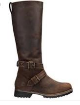 Timberland Women's Wheelwright Tall Buckle Waterproof Boots A15T3 Size: ... - $124.00