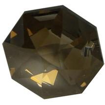 Crystal Octagon Earrings image 6