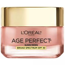 L'Oreal Paris Age Perfect Rosy Tone Moisturizer - SPF 30 - 1.7oz - $17.75
