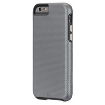 CaseMate Tough Shockproof Hybrid TWO Cases for iPhone 6 iPhone 6S Gray F... - $50.12