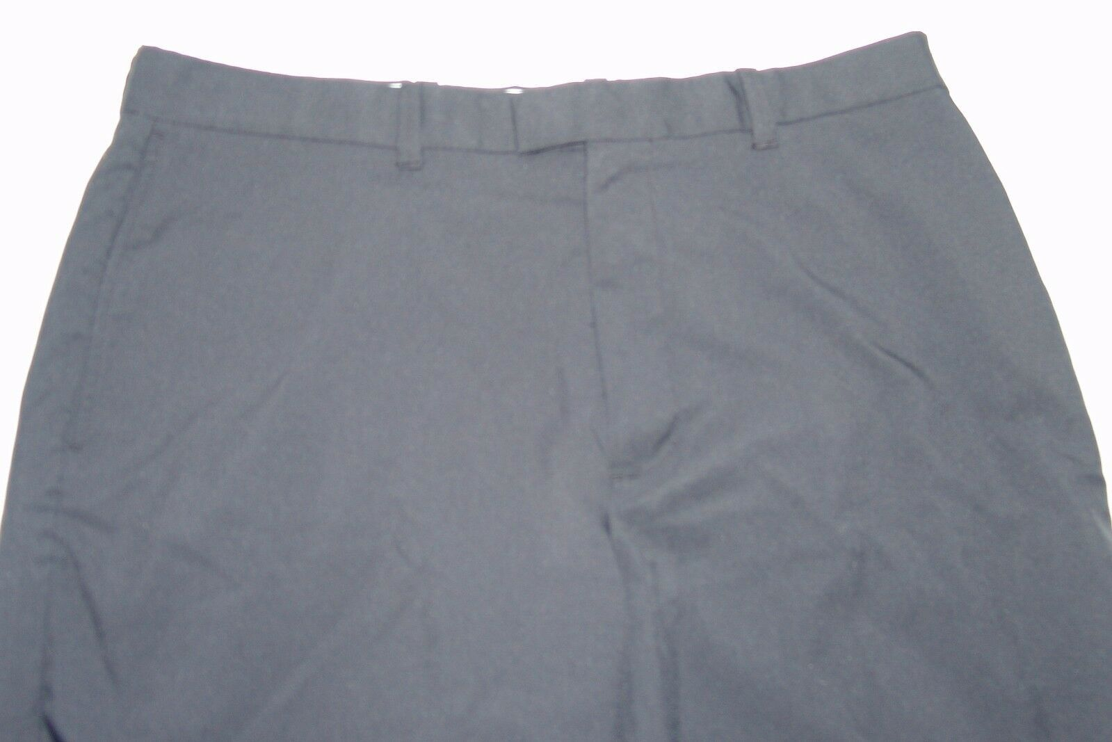 Callaway Navy Blue Golf Shorts Mens 36 Flat Front