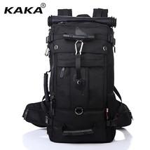 KAKA Men Backpack Travel Bag Large Capacity Versatile Utility Mountainee... - $139.46