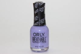 20918 - Orly Breathable Nail Treatment + Color - Just Breathe .6oz - $7.28