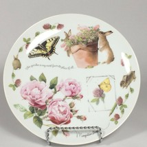 Marjolein Bastin Decorative plate Summer Gifts collectible plate Mothers... - $46.25