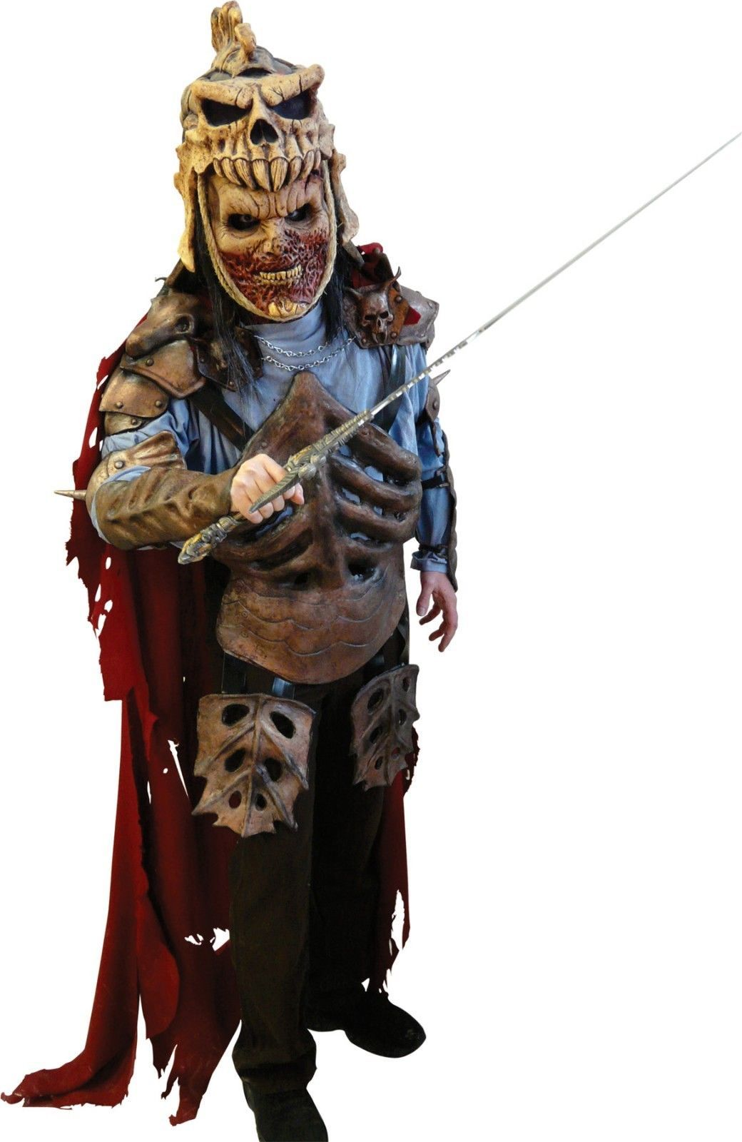 Deluxe Adult ARMY OF DARKNESS EVIL ASH FULL HALLOWEEN COSTUME