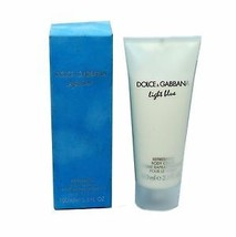 Dolce & Gabbana Light Blue 3.4 Oz Body Cream  image 2