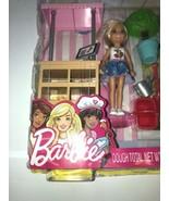 Barbie Chelsea Doll & Veggie Garden Playset Barbie FRH75 New Damaged box - $14.01