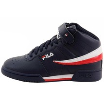 Fila F-13 3VF80117-460 Classic Navy/White/Red Leather Junior Shoes - €43,22 EUR