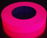 1 inch 50 yard uv pink blacklight gaffer tape1 thumb155 crop