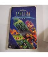 Fantasia 2000 (VHS, 2000) USED - $3.87