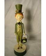 Bethany Lowe Lucky Lad St. Patrick's Day  Piece - $20.99