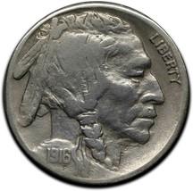 1916S Buffalo Nickel Coin Lot# A 326