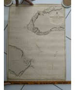 Hydrographic Chart South Australia Gulf Of St Vincent BACKSTAIRS PASSAG... - $1,188.00