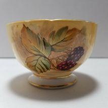 Aynsley Orchard Gold Mini Sugar Bowl and Creamer Set image 3