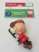 Hallmark Peanuts A Charlie Brown Christmas 50th Anniversary Tree Ornament - $12.82