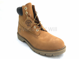 "Timberland Mens  6"" Premium Waterproof Wheat Nubuck Leather Boots TB018094 - €127,80 EUR"