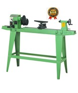 Wood Lathe with Reversible Head 12 in. x 33-3/8 in. 3/4 HP 600-2400 RPM ... - $650.00