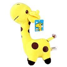 """Plush Doll for Kids Lovely Giraffe Plush Toys 14.9"""" H Yellow - $26.37"""