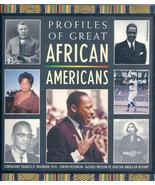 Profiles of Great African Americans by David Smallwood New Hardcover - $4.00
